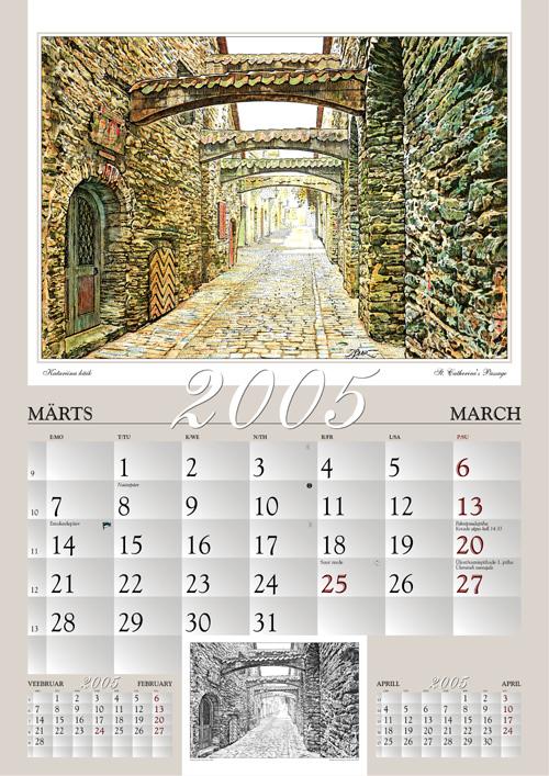 2005 kalender Kalender 2003